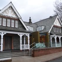 Station Road entrance