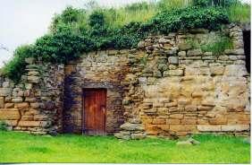 Bradley Hall, Scheduled Ancient Monument