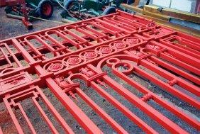 Hexham Parks Refurbishment