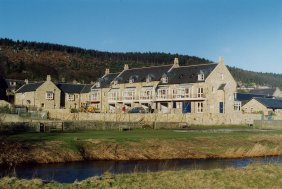 Rural dwellings, County Life Homes