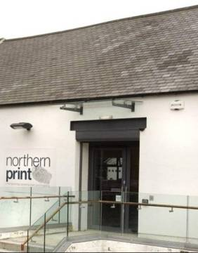 Northern Print entrance