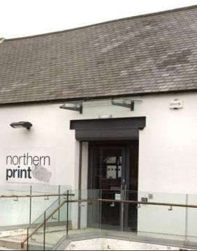 Northern Print entrance