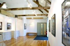Gallery entrance interior