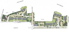 Urban living masterplan