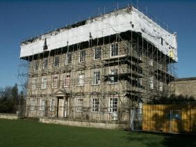 Netherwitton Hall, Grade I