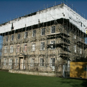 Netherwitton Hall, Grade I