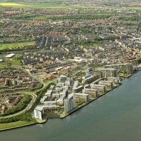 Smiths Dock masterplan