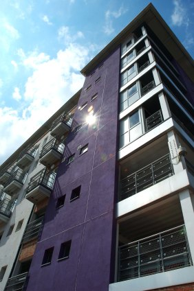 55 Loft Apartments, St Peters Wharf