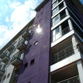 55 Loft Apartments, St Peters Wharf