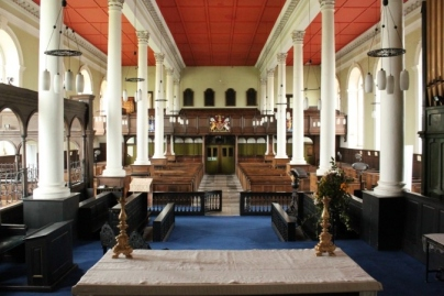 Holy Trinity Church, Sunderland - interior