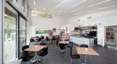 Heritage Centre Cafe space - Wharton Park