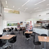 Heritage Centre Cafe space - Wharton Park