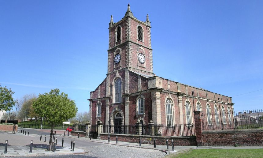 Holy Trinity Church Sunderland Conservation Architecture Heritage